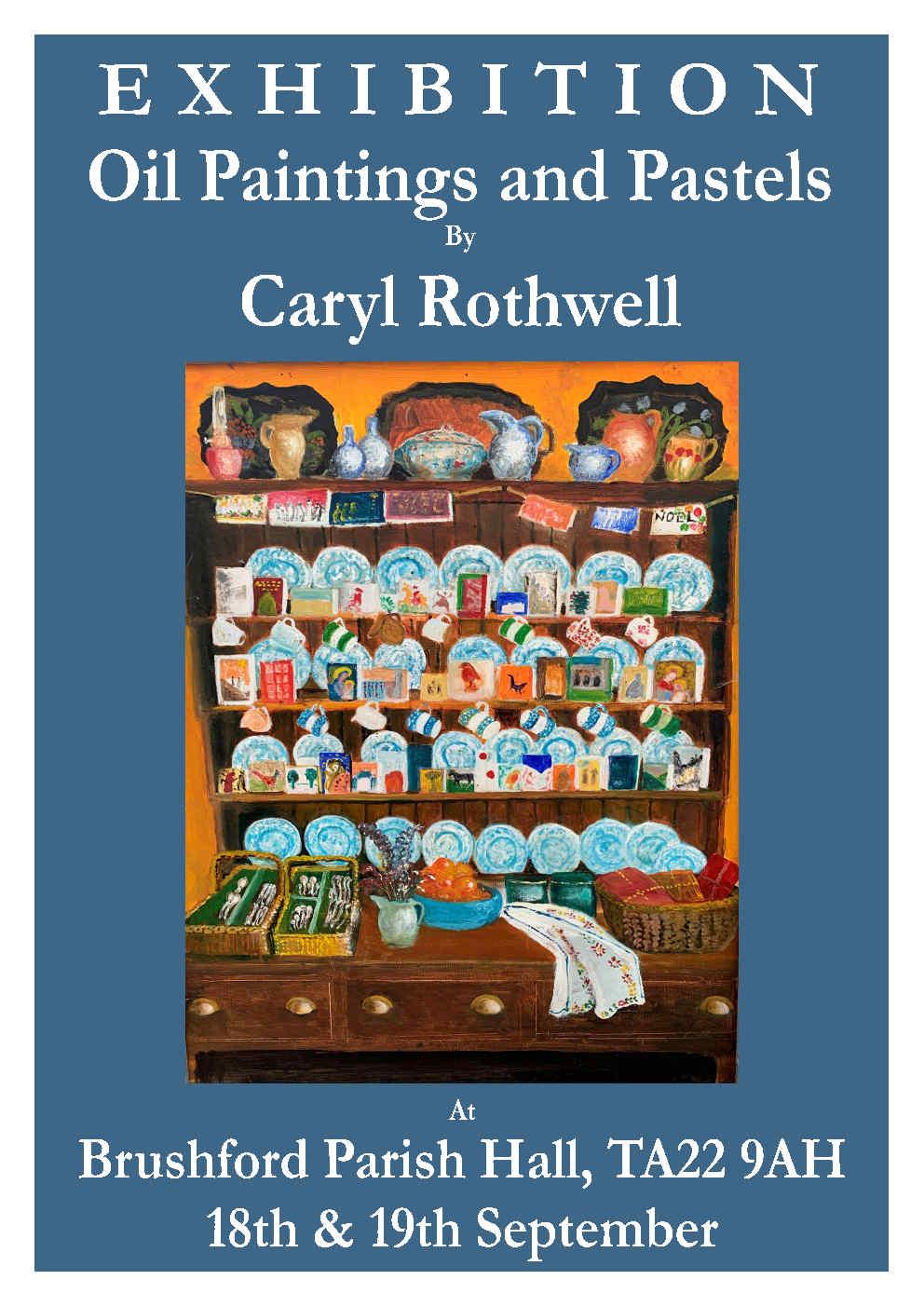 Caryl Rothwell Exhibition
