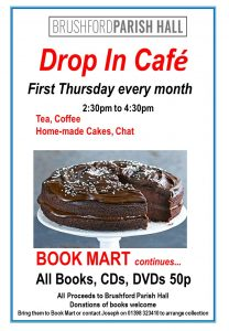 Drop In Cafe with Bookmart