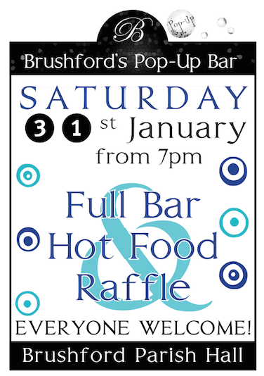 January Pop-up Bar