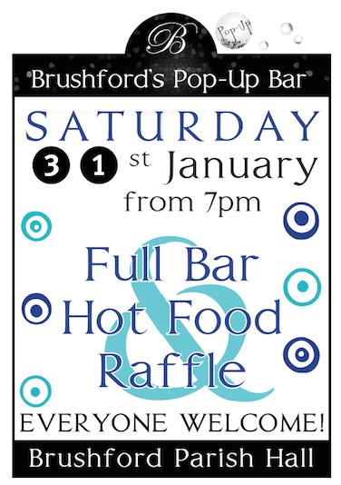 January Pop-up Bar