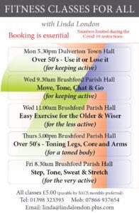 Linda London Fitness Classes for All